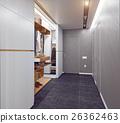 modern interior 26362463