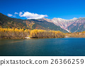 The fall season of kamikochi in Hotaka range 26366259