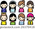 Girls 8 patterns 26370416