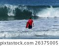 冲浪者 波浪 汹涌前进 26375005