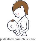 Cute shortcut mother breastfeeding 26379147