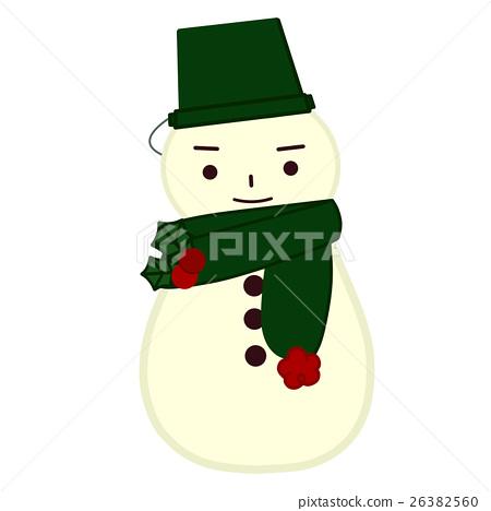 snowman 26382560