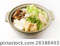 蔬菜火锅 26386403