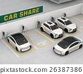 車 汽車 交通工具 26387386
