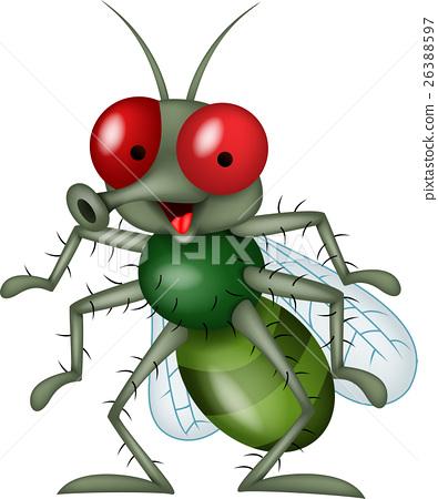 Fly cartoon 26388597