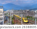 doctor yellow, bullet train, shinkansen 26388695