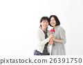 母親節 女性 女 26391750