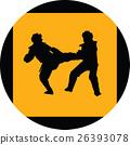 taekwondo woman 26393078