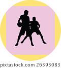 basketball player 26393083