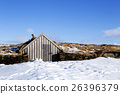 Tiny hut in Iceland 26396379