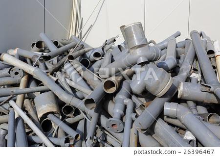 재활용 원료 PVC 파이프 26396467
