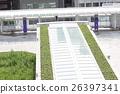 公交车候车厅 公共汽车站 交通设施 26397341