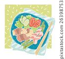 健康 沙拉 食物 26398753