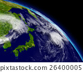 Japan from space 26400005