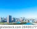 도시 풍경, 도시 경관, 푸른 하늘 26400177