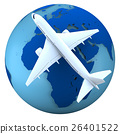 Air travel concept 26401522