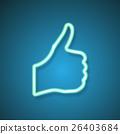 ok, good, gesture 26403684