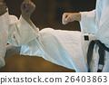 martial artist 26403863