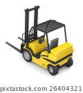 Forklift 26404321