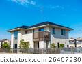 단독주택, 주택, 집 26407980