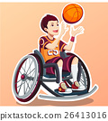 Sport for Children with disabled activity. 26413016