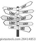 Lost way 26414853