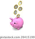 Piggy bank 26415199