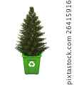 Tree in recycle bin 26415916
