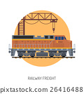 Railway Freight concept 26416488