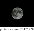 The Moon, Isolated in Black Space 26425778