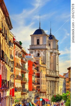 The church of San Isidro el Real in Madrid, Spain 26427978