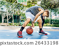 athlete, basketball, exercise 26433198