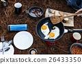 露營 遠足 食物 26433350