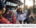 People Friendship Hangout Traveling Destination Camping Concept 26433521