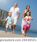beach, family, father 26436501