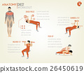 beautiful design info graphic of chest workout 26450619