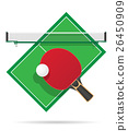 ping pong table vector illustration 26450909