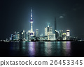 Shanghai at night 26453345