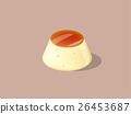 beautiful design of custard 26453687