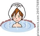 Hot spring 26457689