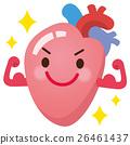 心 心臟的 能量 26461437