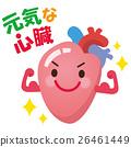 心 心臟的 能量 26461449