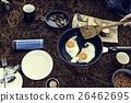 露營 遠足 食物 26462695