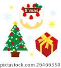 聖誕節例證 26466350