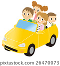 family, drive, driving 26470073