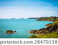 beach, bretagne, france 26470138