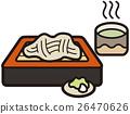 矢量 日本料理 日式料理 26470626