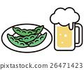 완두콩과 맥주 26471423
