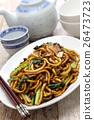 日式炒麵 中餐 食品 26473723