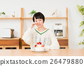 หญิงสาว (เค้ก) 26479880